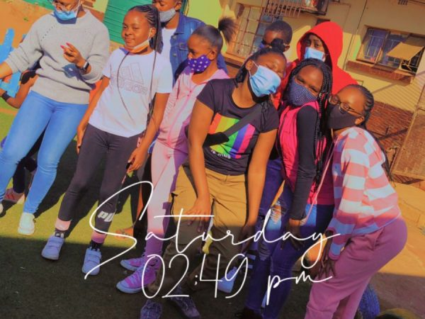 Young Leaders support an Orphanage in Pretoria